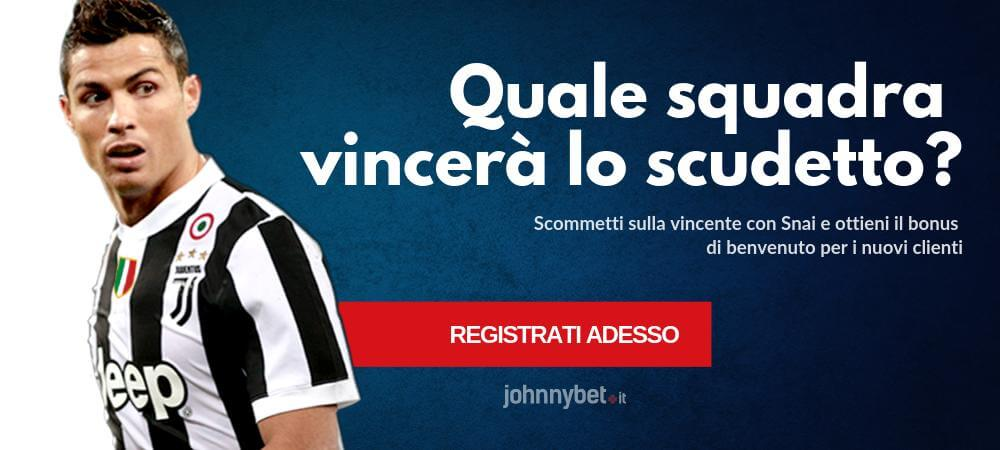 Pronostici Scudetto