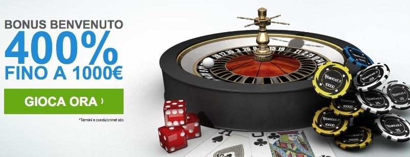Codice promozione winga roulette